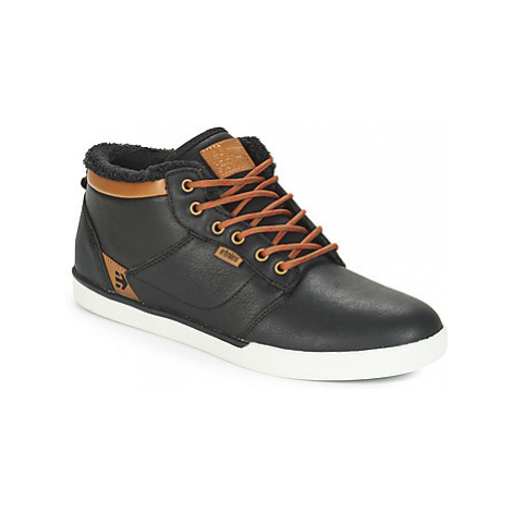 Etnies JEFFERSON MID LX SMU men's Shoes (High-top Trainers) in Black