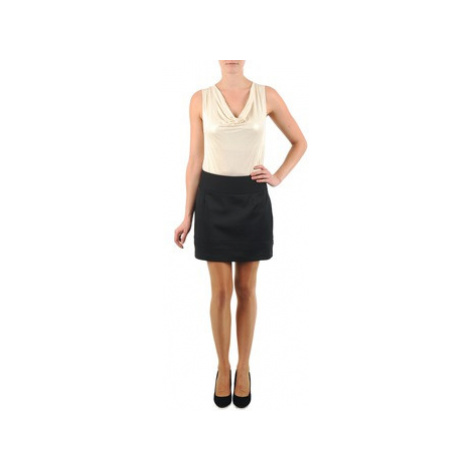 La City JUPE SMOK women's Skirt in Black