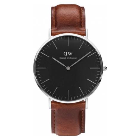 Unisex Daniel Wellington Classic Black St Mawes Watch 40mm Watch