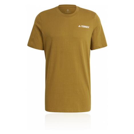 Adidas Terrex Mountain Graphic T-Shirt - SS21