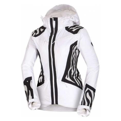 Northfinder AVIVA white - Women's ski jacket