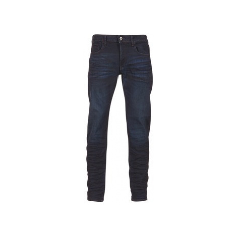 G-Star Raw 3301 DECONSTRUCTED SLIM men's Skinny Jeans in Blue