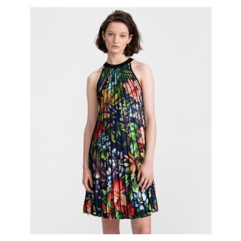 Desigual Brasil Dress Colorful