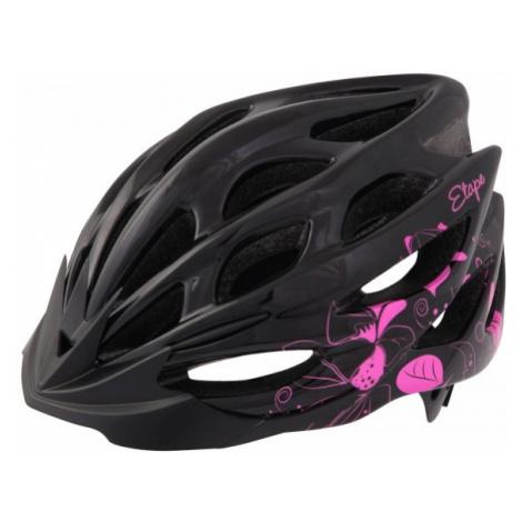 Etape VESPER black - Women's cycling helmet