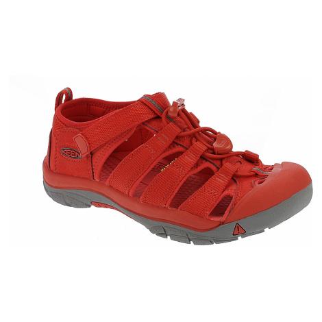 shoes Keen Newport H2 - Firey Red