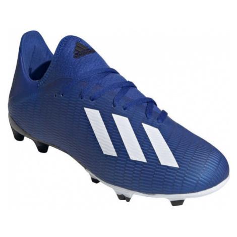 adidas X 19.3 FG blue - Men's football shoes