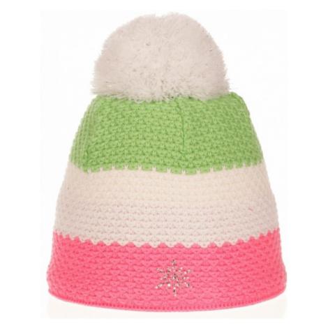 R-JET SPORT FASHION BASIC 3P C light pink - Women's knitted hat