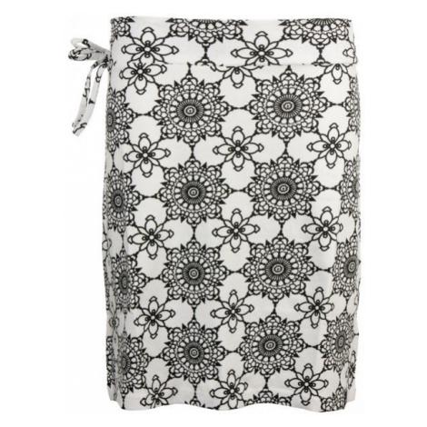 ALPINE PRO JAELA white - Women's skirt