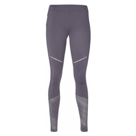 Asics LITE-SHOW 2 WINTER TIGHT W grey - Women's insulated sports tights