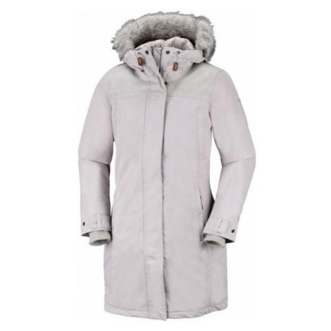 Columbia LINDORES JACKET gray - Women's winter coat