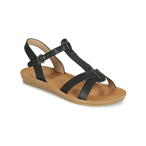 Wildflower AGUITA women's Sandals in Black