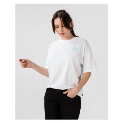 Converse Twisted Varsity T-shirt White