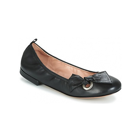 Marc Jacobs VENICE ROUND TOE BOW women's Shoes (Pumps / Ballerinas) in Black