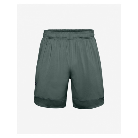 """Under Armour Training Stretch 7"""" Shorts Green"""