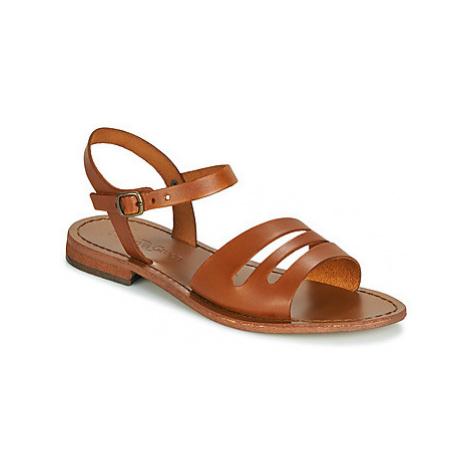 Dream in Green JAKALETTE women's Sandals in Brown