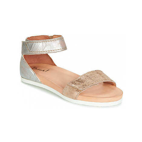 Think SHIK women's Sandals in Pink
