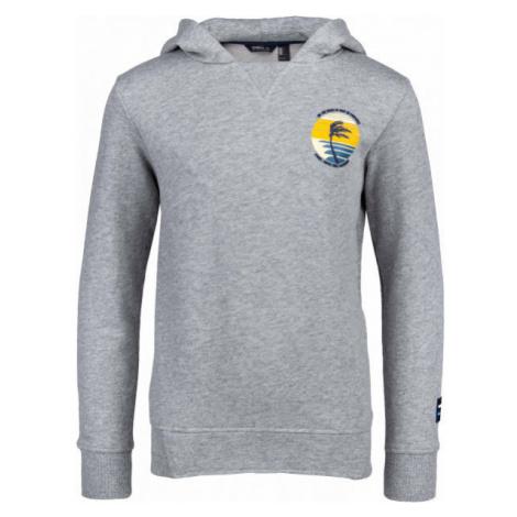 O'Neill LB PALM HOODIE grey - Boys' hoodie