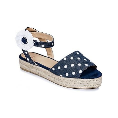Castaner WOXOC women's Sandals in Blue Castañer