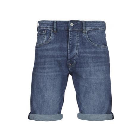 Pepe jeans CALLEN SHORT men's Shorts in Blue
