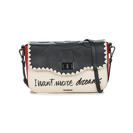 Desigual MORE DREAMS AMORGOS women's Shoulder Bag in Multicolour