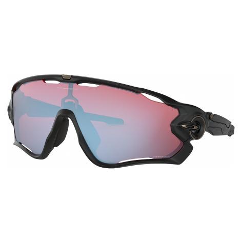 glasses Oakley Jawbreaker - Matte Black/Prizm Snow Sapphire - men´s