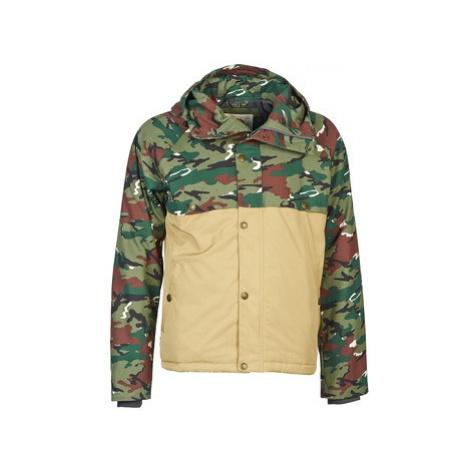 Franklin Marshall JKMVA034 men's Jacket in Green Franklin & Marshall