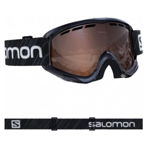 Salomon JUKE black - Children's ski goggles