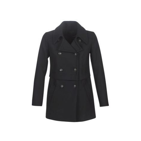 Ikks BP44015-02 women's Coat in Black