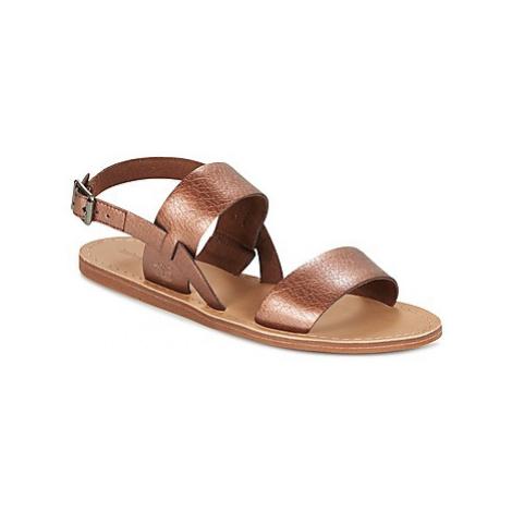 Timberland CAROLISTA SLINGBACK women's Sandals in Gold