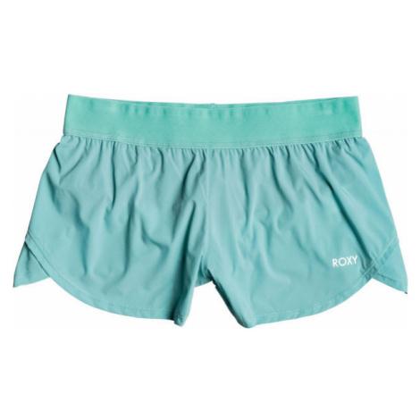 Roxy SUNNY TRACKS SHORT 2 green - Women's shorts