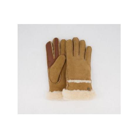UGG Seamed Tech Glove CHESTNUT