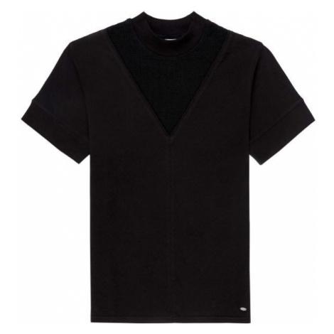 O'Neill LW NOLITA MESH T-SHIRT black - Women's T-shirt