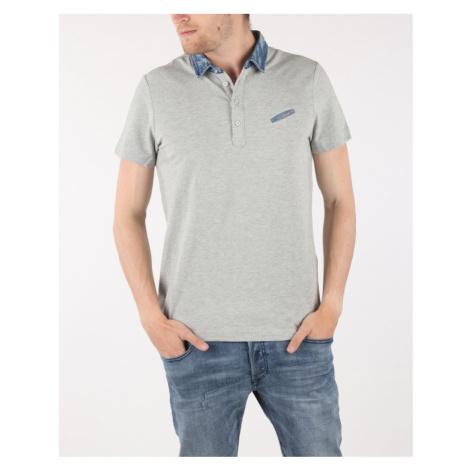 Diesel T-Sam Polo shirt Grey