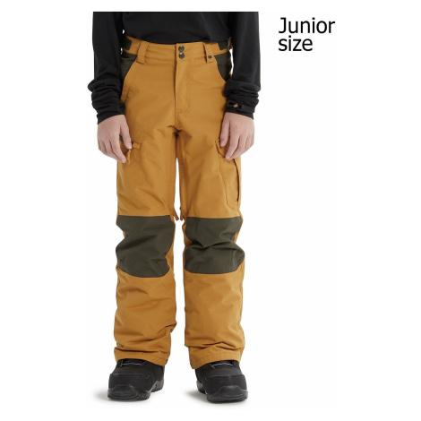 pants Burton Exile Cargo - Wood Thrush - boy´s
