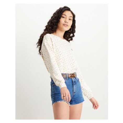 Levi's® Standard Sweatshirt White Levi´s