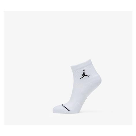 Jordan Everyday Max 3 Pair Ankle Sock White/ White/ White/ Black