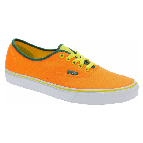 shoes Vans Authentic - Brite/Neon Orange/Cyber Yellow