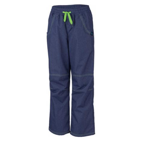 Lewro SIGI green - Insulated children's pants