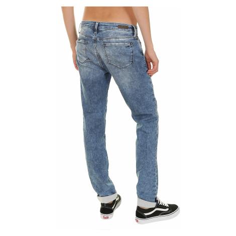 jeans Mavi Andrea - Mid Indigo Sporty