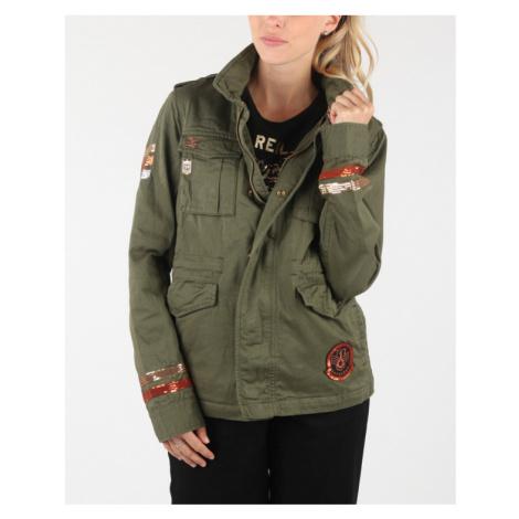 SuperDry Jacket Green