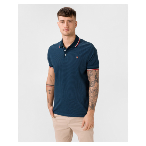 Jack & Jones Win Blu. Polo Shirt Blue