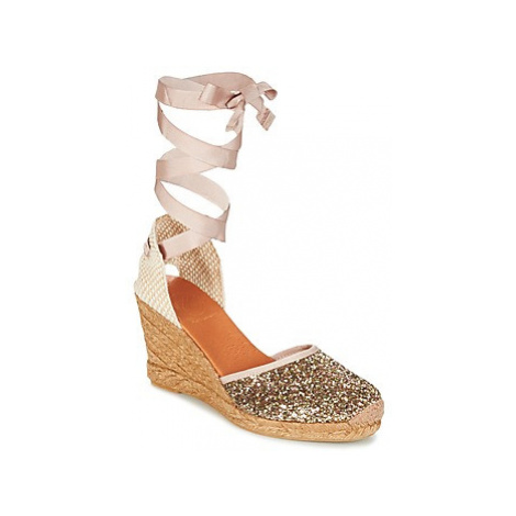 KG by Kurt Geiger MIMI women's Sandals in Gold KG Kurt Geiger