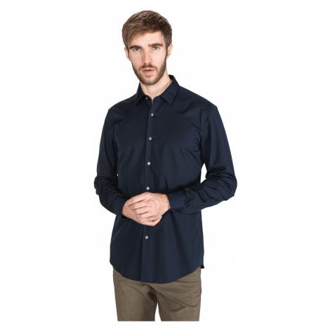 BOSS Isko Shirt Blue Hugo Boss