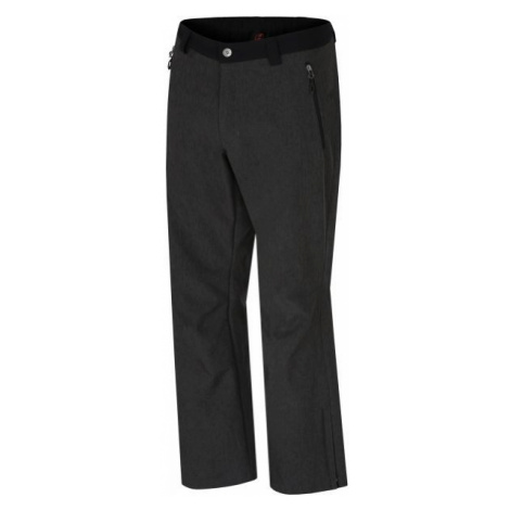Hannah EDGARD black - Men's softshell trousers