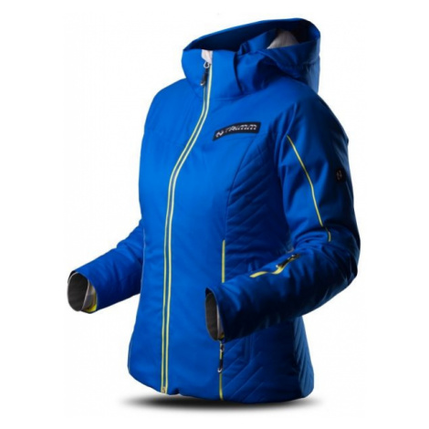 TRIMM SAWA blue - Women's skiing jacket