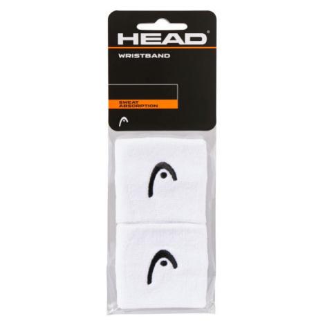 Head WRISTBAND 2,5 white - Wristband