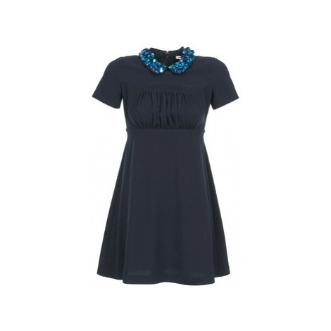 Manoush COMMUNION women's Dress in Blue