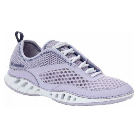 Columbia DRAINMAKER 3D purple - Women's universal shoes