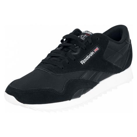 Reebok - CL NYLON RIPPLE - Sneakers - black