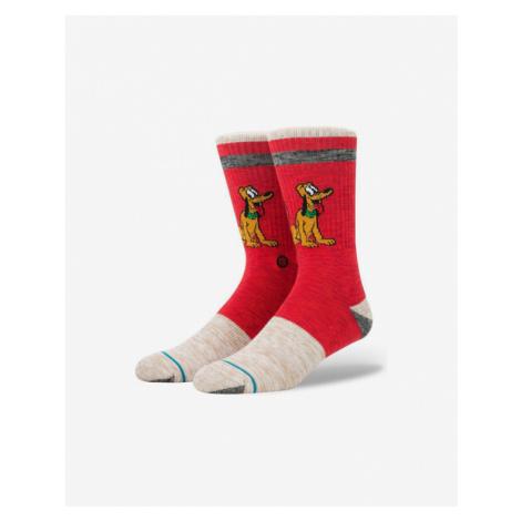 Stance Vintage Disney Pluto Socks Red